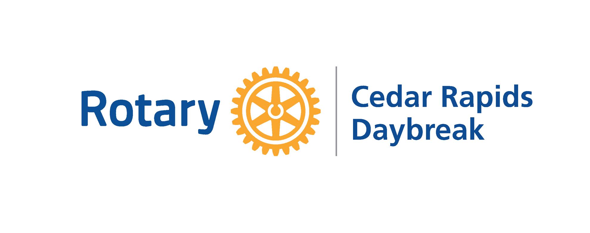 Cedar Rapids-Daybreak logo