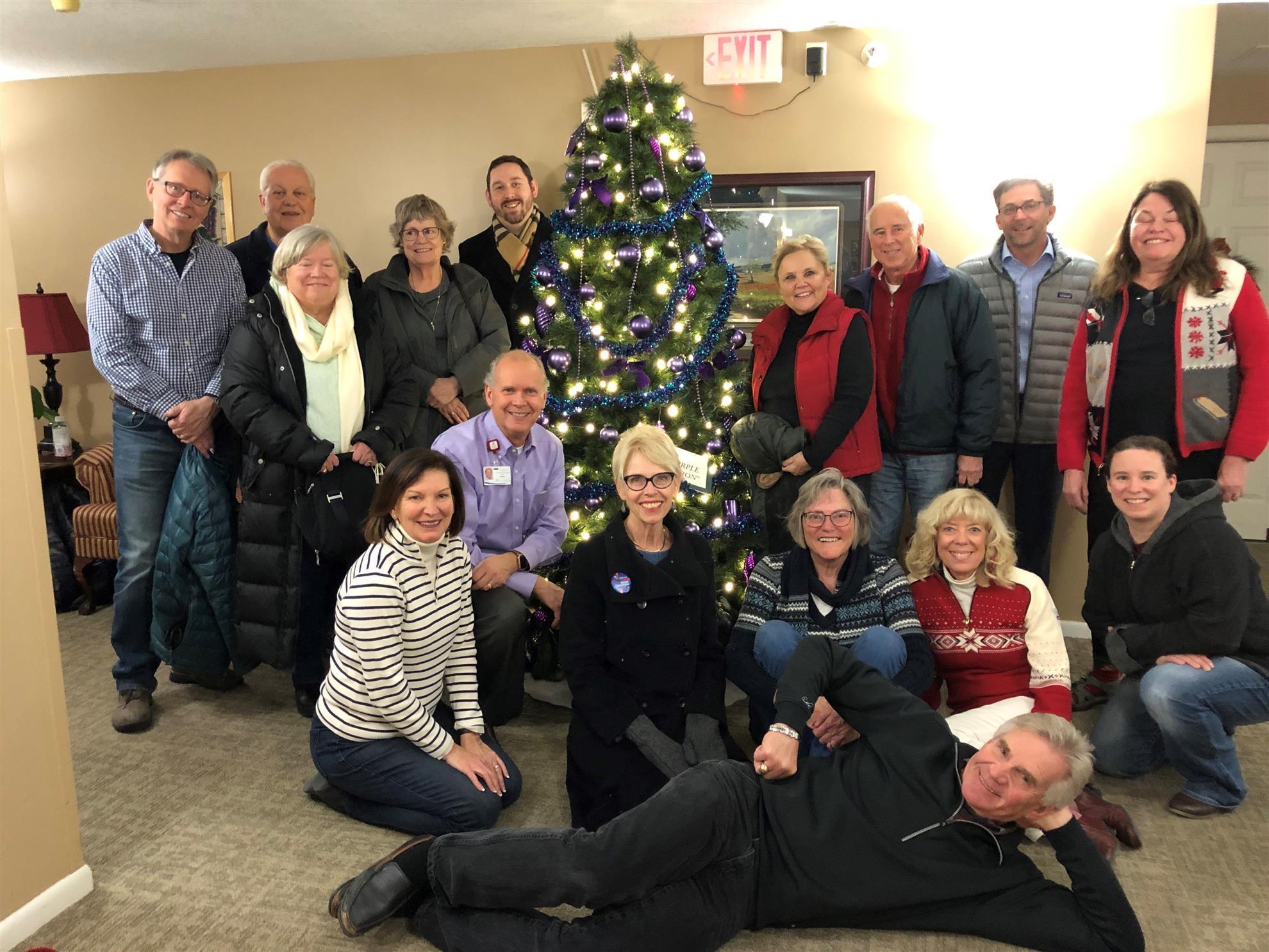 Holiday Decorating at Samaritan Bethany