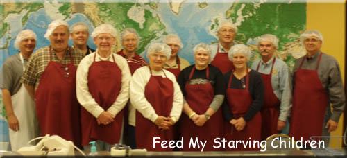 White Bear Rotary Feed