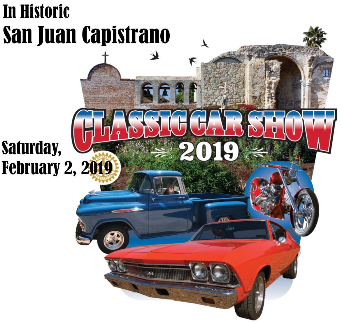 San Juan Capistrano Car Show