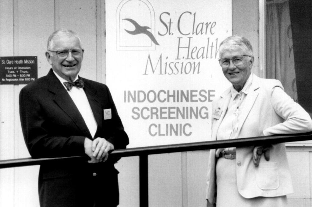 Club Meeting: St. Clare's Health Mission/Rotary Mobile Medical Clinic
