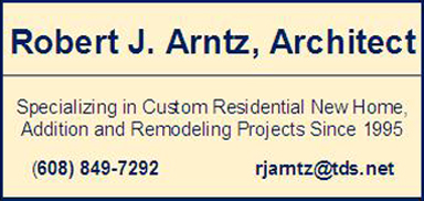 Robert J Arntz, Architect