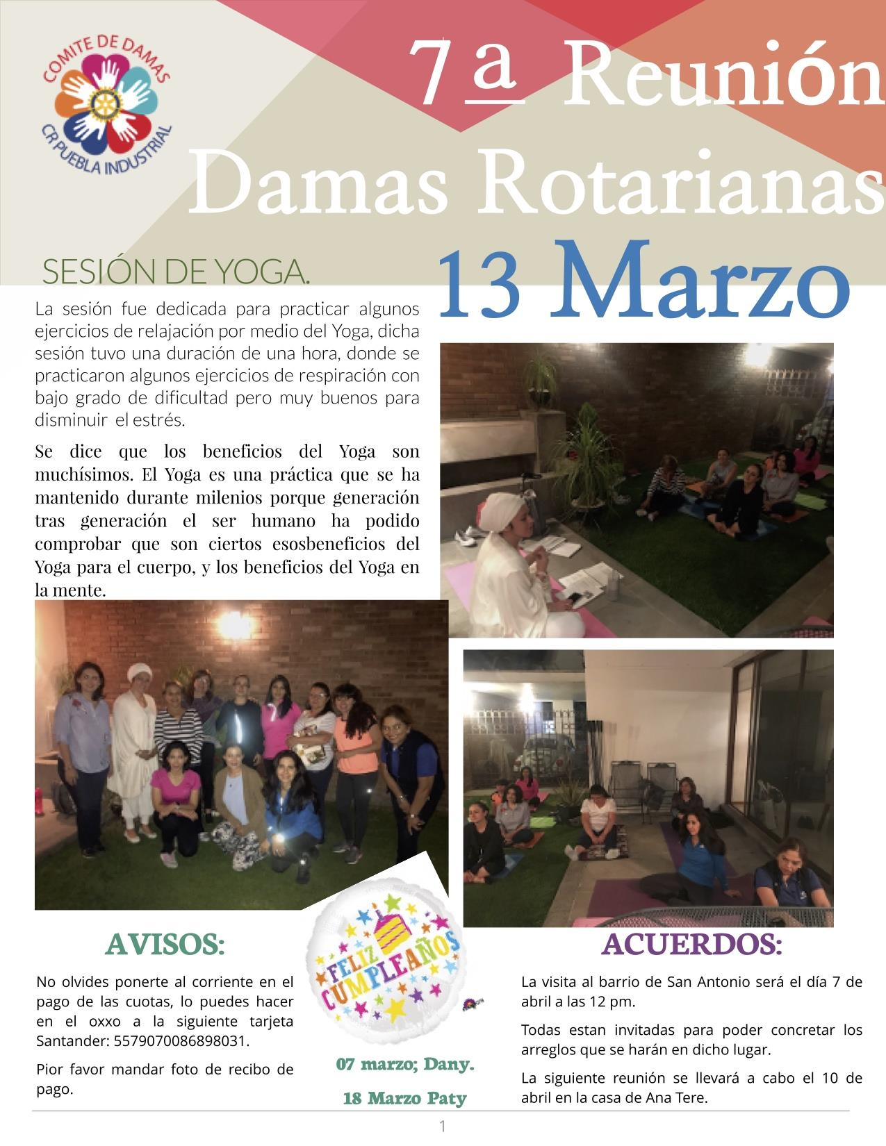 Stories | Rotary Club of Puebla Industrial