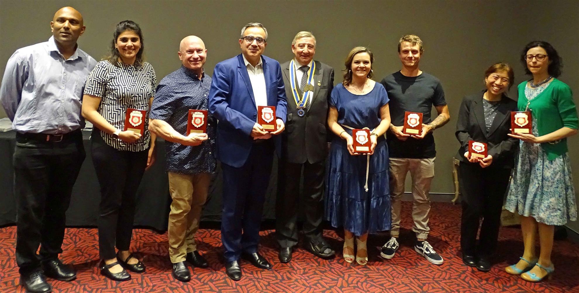 Pride of Workmanship Presentations 2019