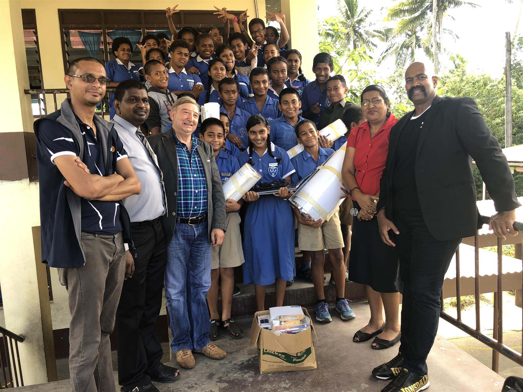 Rampur Public School, Fiji