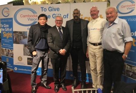 Cambodia Vision Fund Raiser 2018
