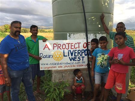 Fiji Water Project