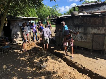 Water & Sanitation Project - Waidrada Village Fiji
