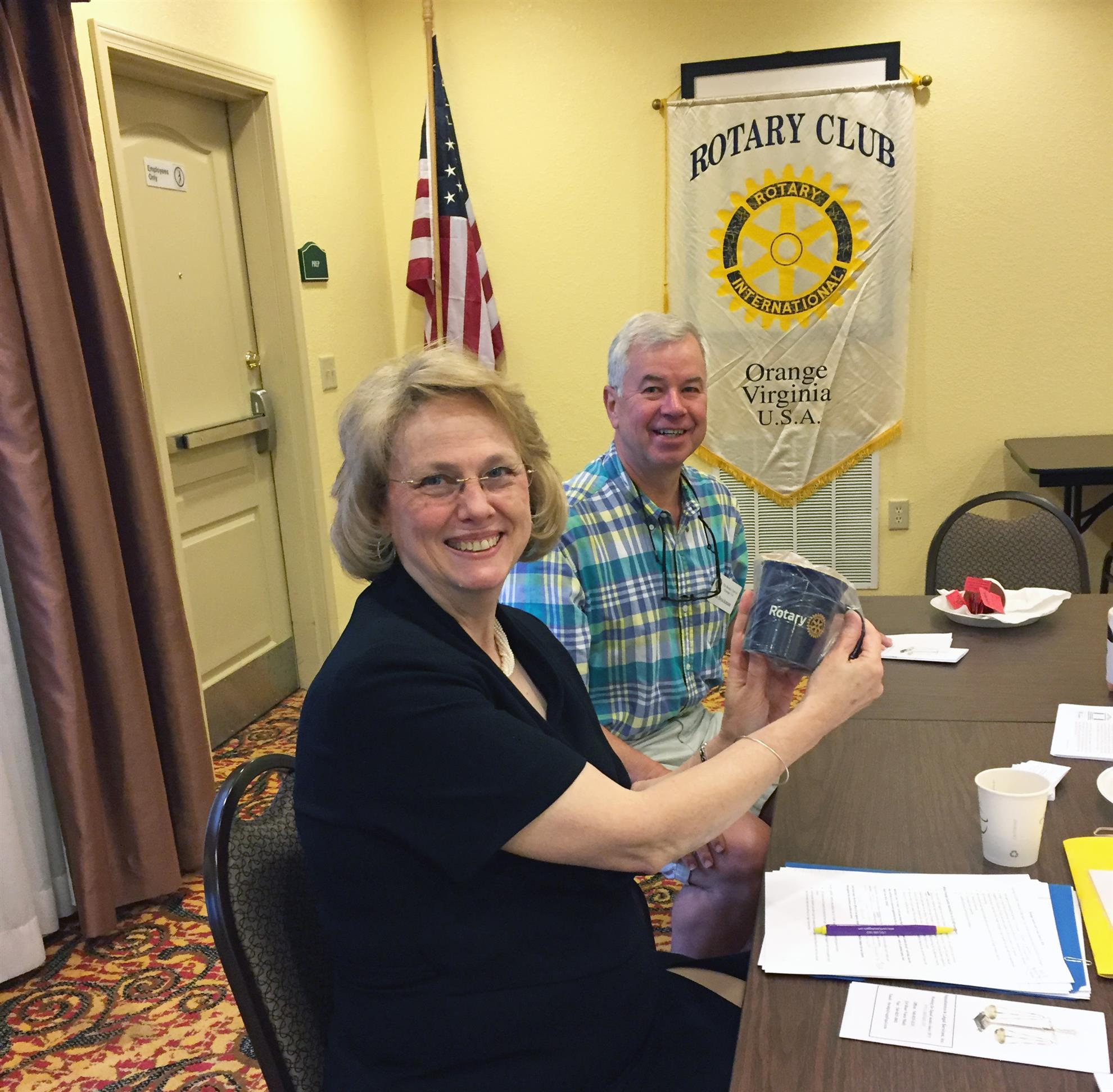 Rotary Breakfast Meeting - Rappahannock Legal Service