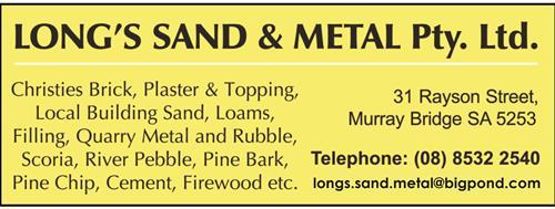 Longs Sand & Metal