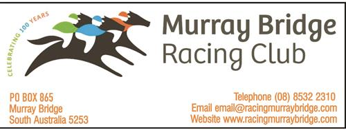 Murray Bridge Racing Club 2021