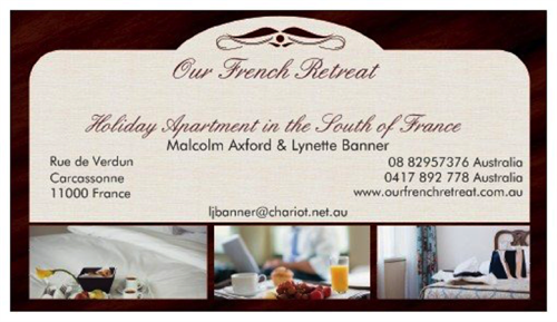 Our French Retreat