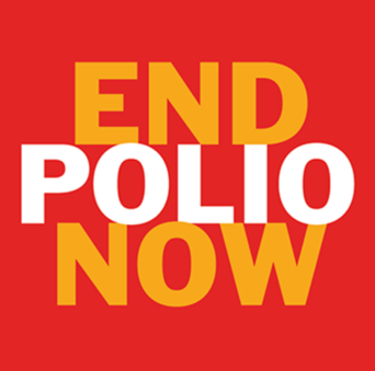 Let's End Polio Now | Mtn  State E-Club