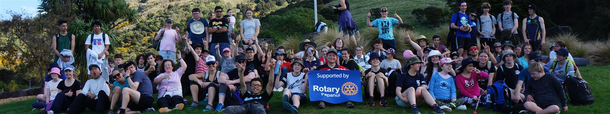 Rotary Supports Special Needs Camp