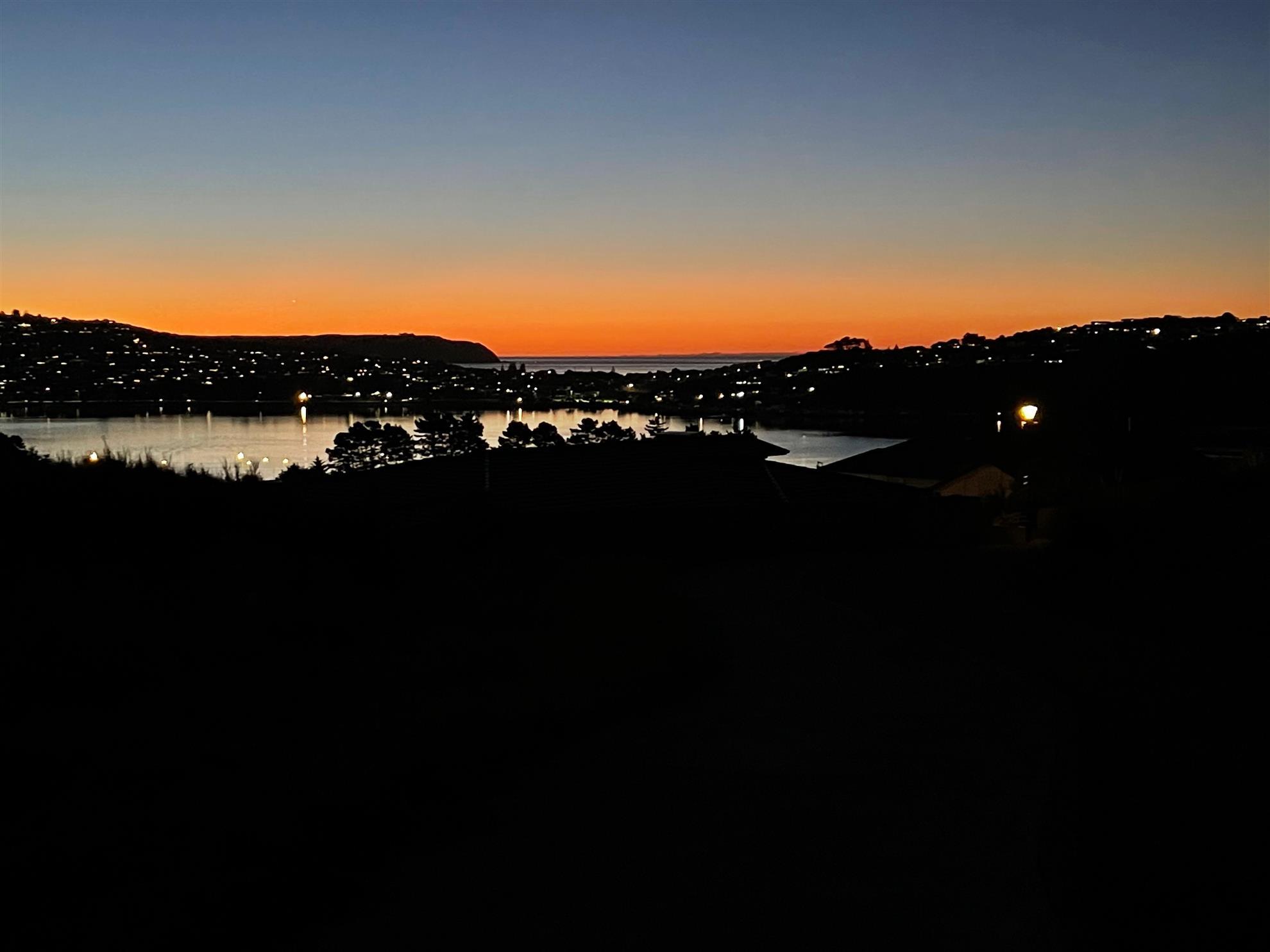 Porirua Beautiful Sunset
