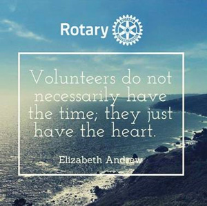 Volunteer Quotation