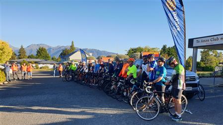 Hospice Charity Bike Ride