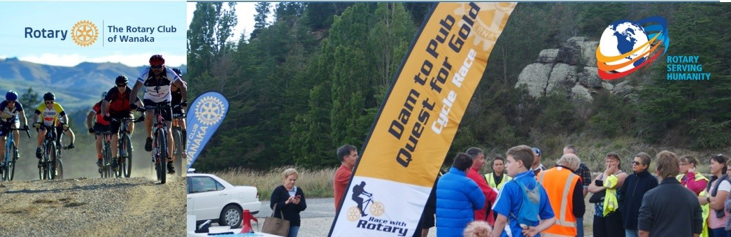 Dam to Pub Clutha Gold Cycle Race