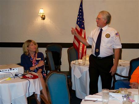 American Legion – Lee Iten Post, Jim Hobbs