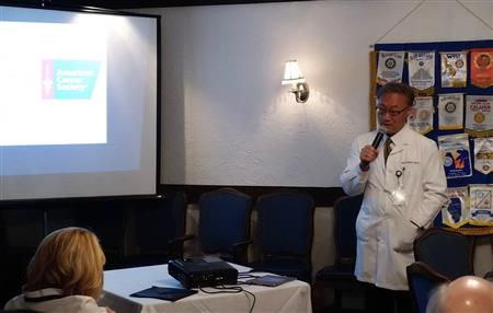 Colon Cancer Awareness, Dr. Peter Kim