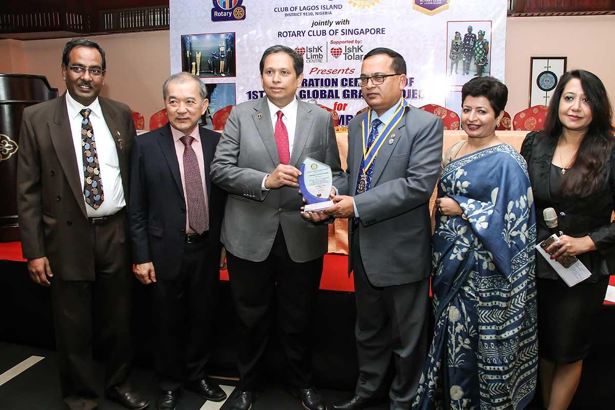 Stories | Rotary Club of Singapore