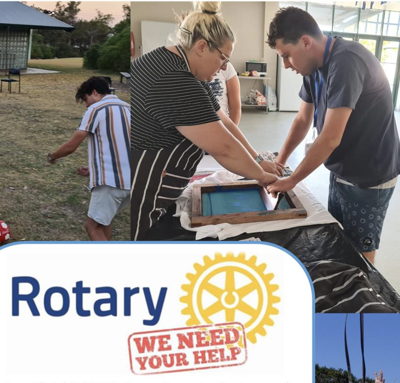 Rotary Camp Opportunity 2021