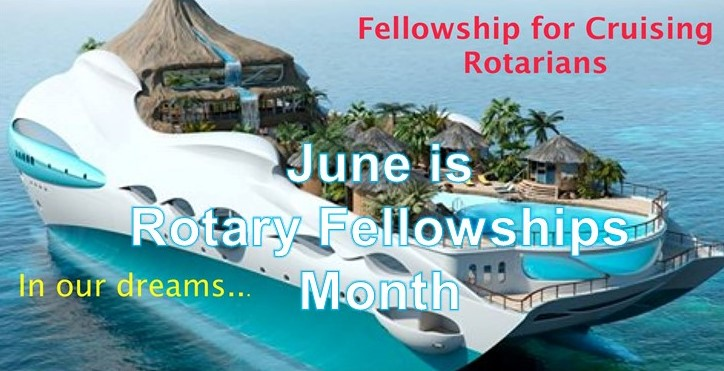 June is Rotary Fellowships Month | Rotary Club of Caloundra