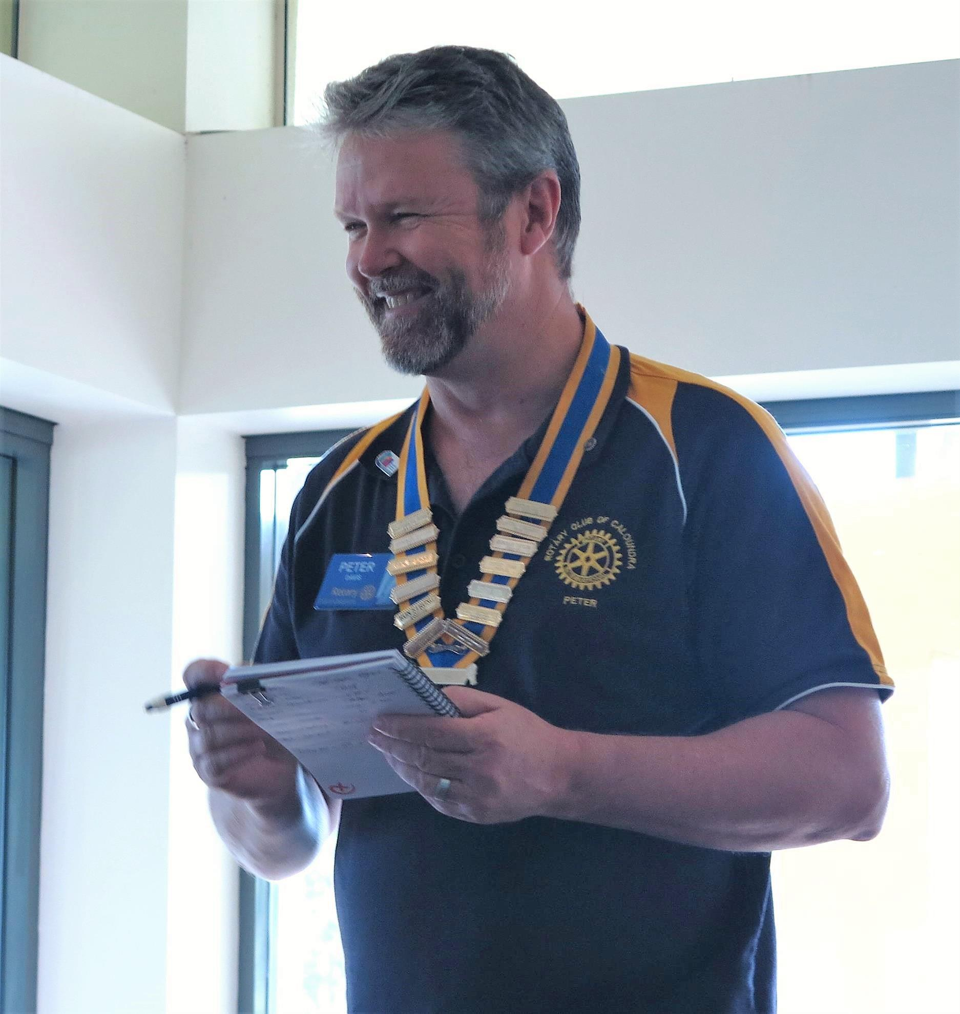 Good Morning All And Sundry : President peter s musings rotary club of caloundra