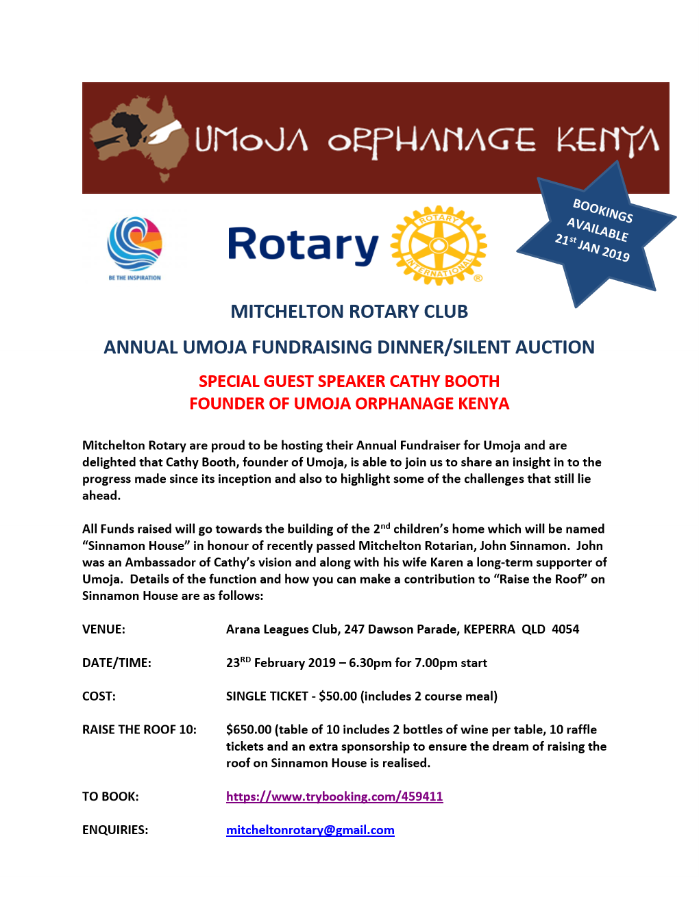 Stories Rotary Club Of Caloundra Com View Topic Electric Fuel Pump W Relay Question Mitchelton Umoja Fundraiser
