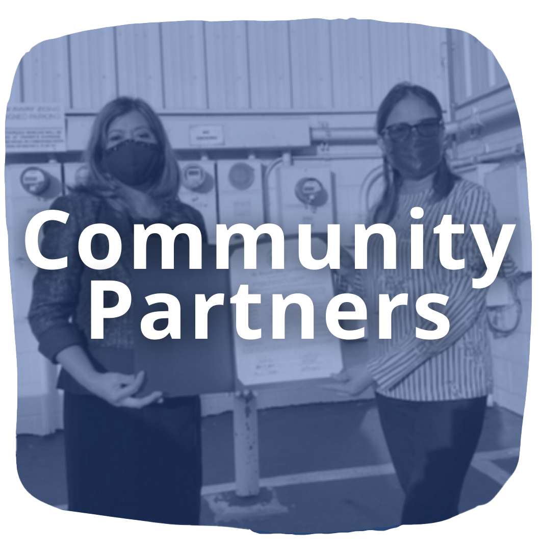 We are fortunate to have some incredible Community Partners!
