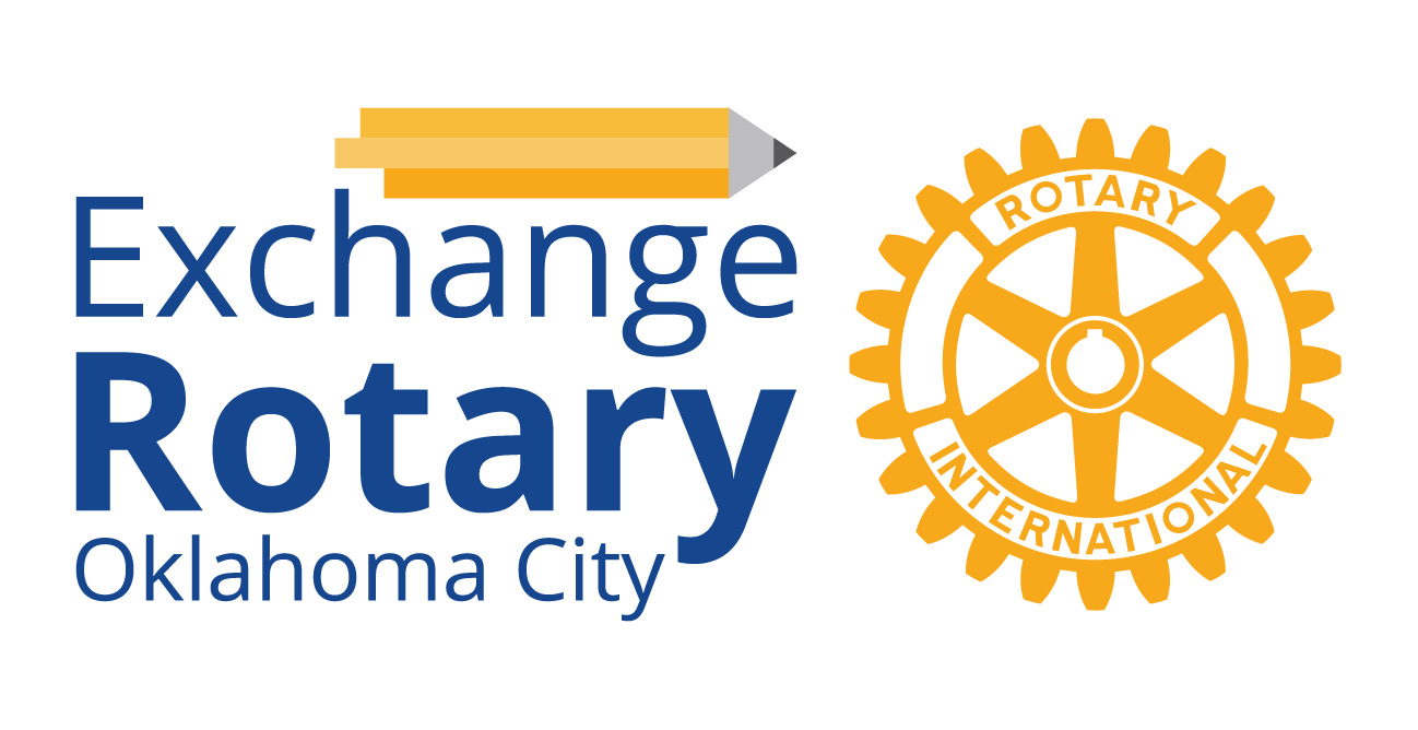Exchange Rotary Club of Oklahoma City logo