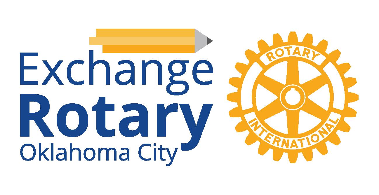 Exchange Rotary Club of Oklahoma City logo