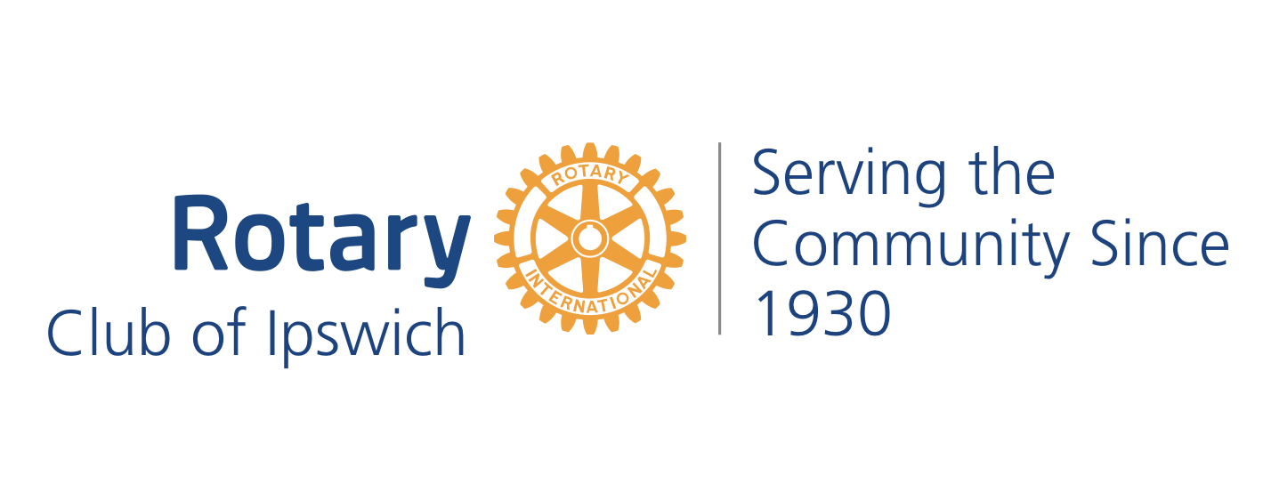 Image result for ipswich rotary club logo
