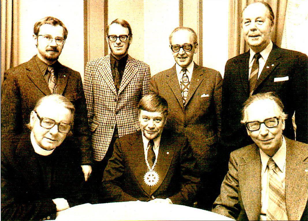 Styrelsen 1973