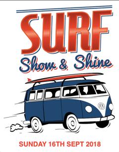 Surf Show & Shine Logo