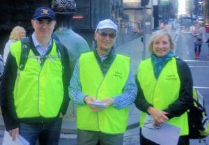 Volunteer Marshals
