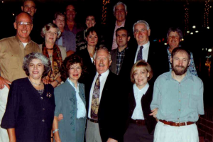 RC North Camberwell District Conference attendees Canberra, 1990.