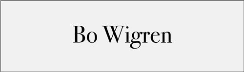 Bo Wigren