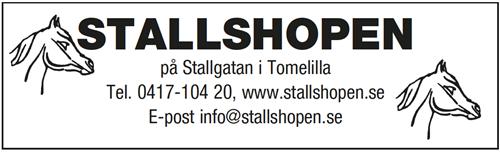 Stallshopen