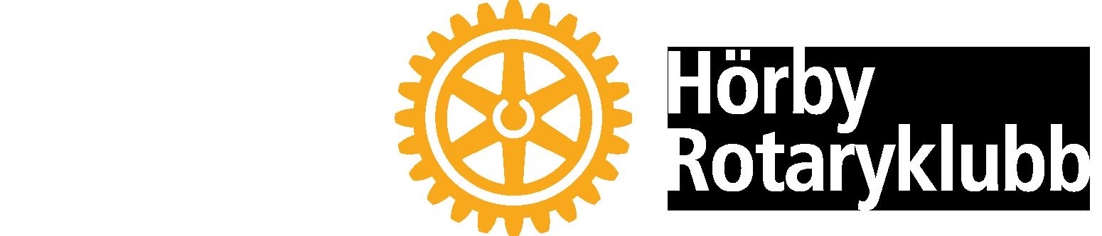 Hörby Rotaryklubb logo
