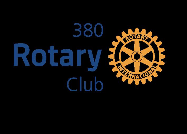 380 Rotary Club logo