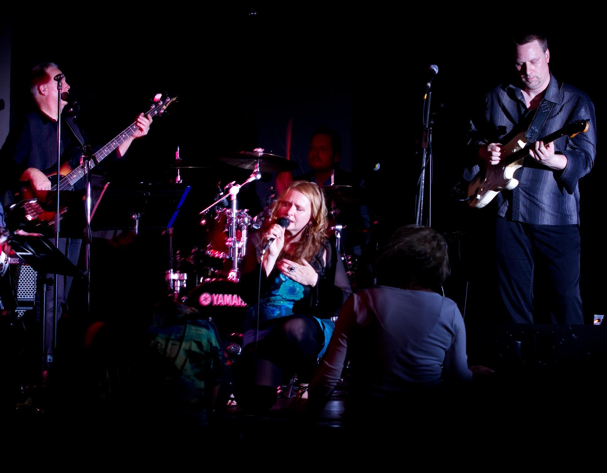 Bradley/McGillivray Blues Band to headline District