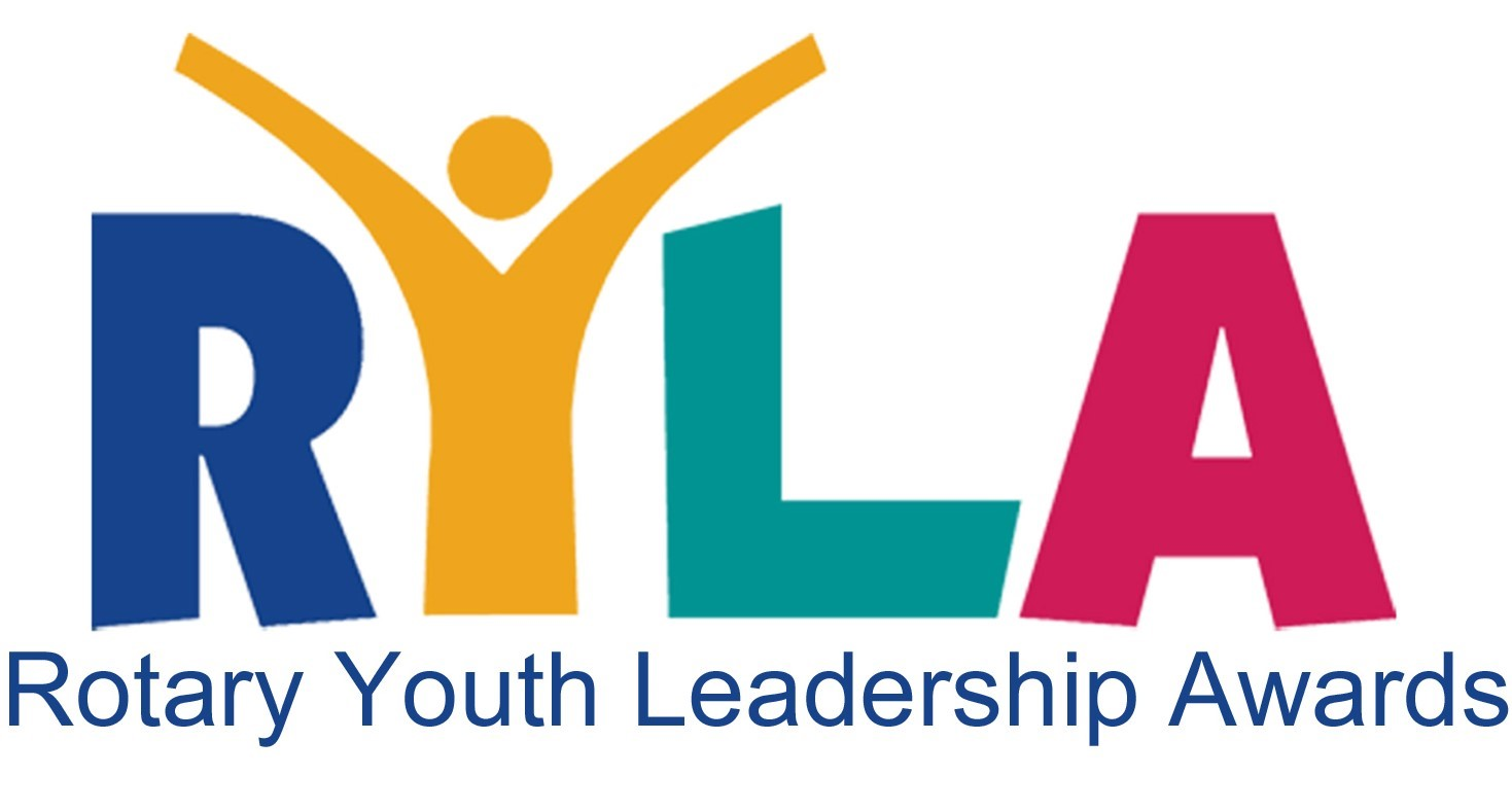 Image result for rotary youth leadership award