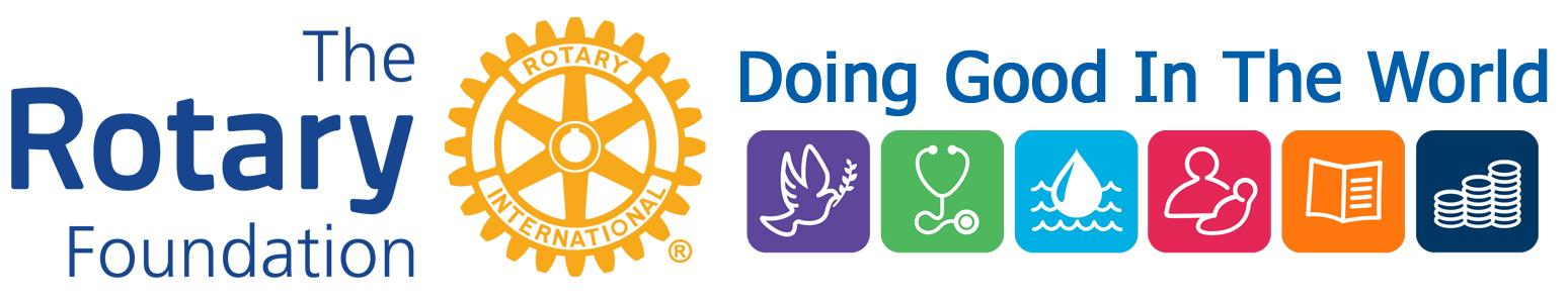 Image result for ROTARY FOUNDATION MONTH