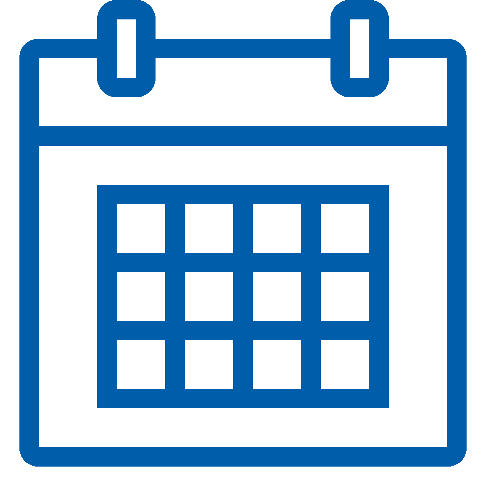 District Events Calendar