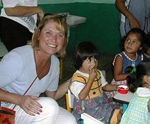 Brenda in Mexico