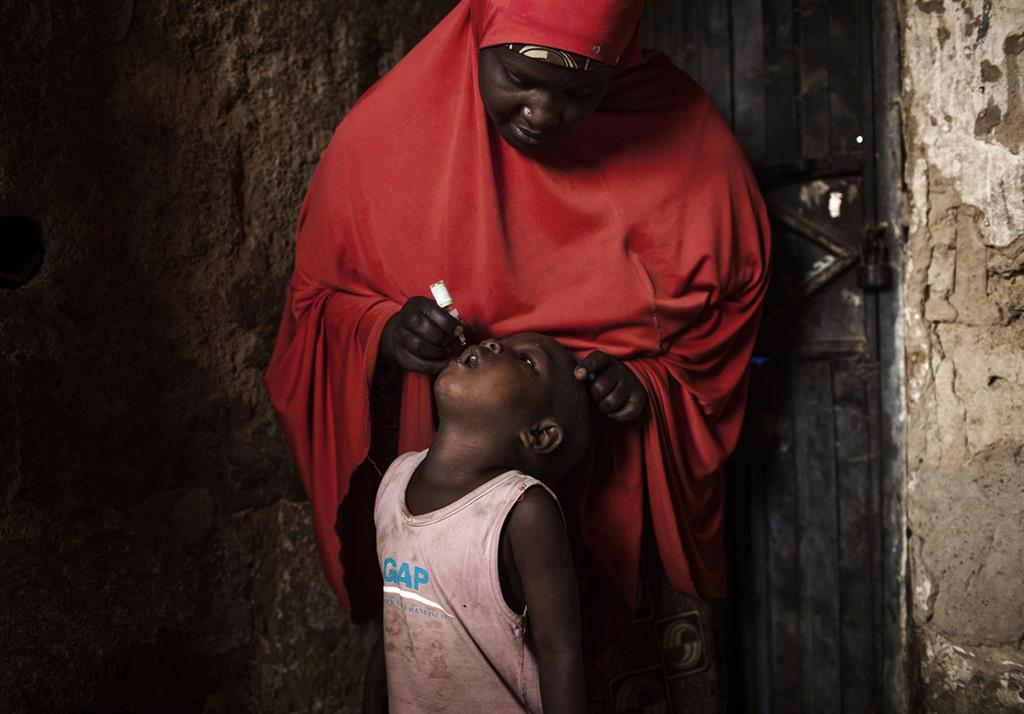 Polio and Ebola
