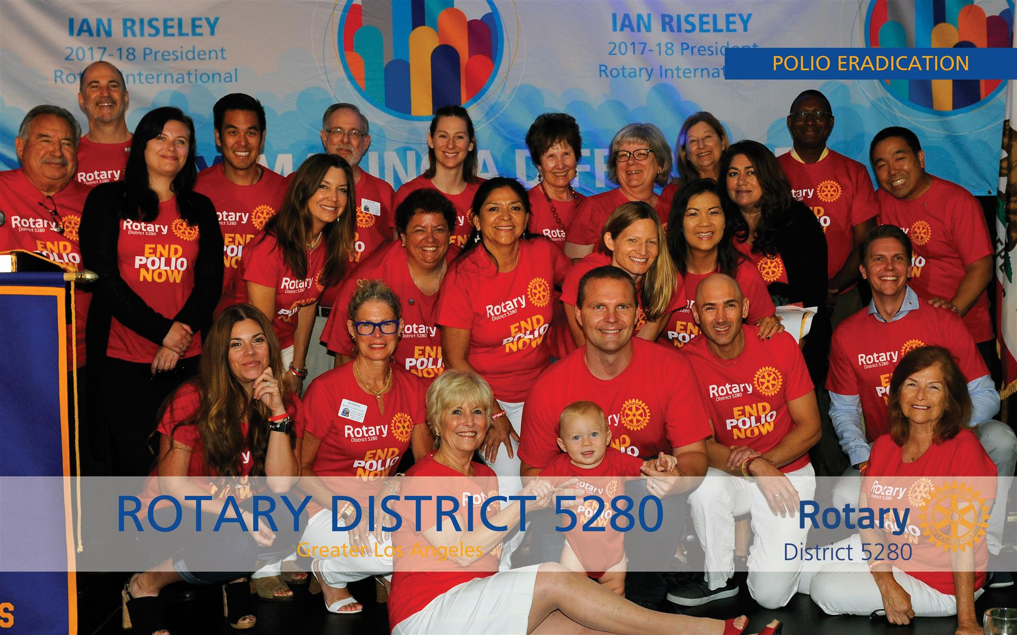 Rotary District 5280