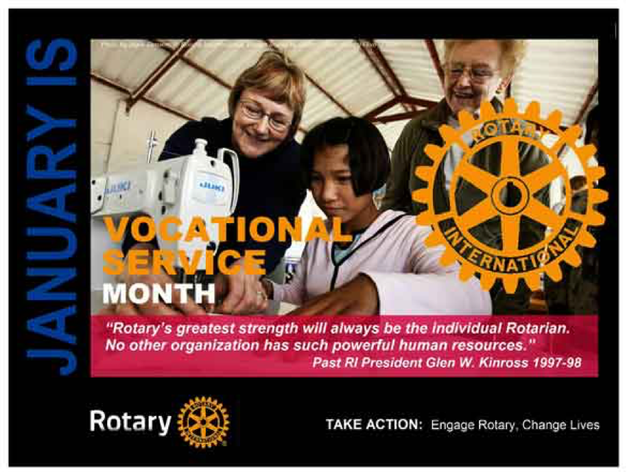 Image result for rotary vocational service