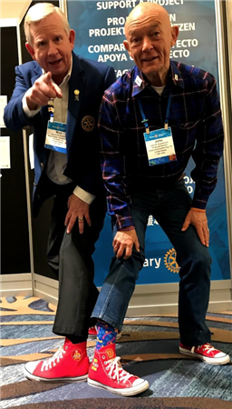 f021ecca76a I just returned from the 2019 International Assembly in San Diego. Each  year about 500 District Governor Elects (DGEs) meet together at AI to learn  their ...